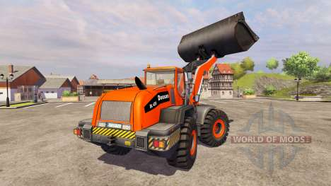 Doosan DL420 para Farming Simulator 2013