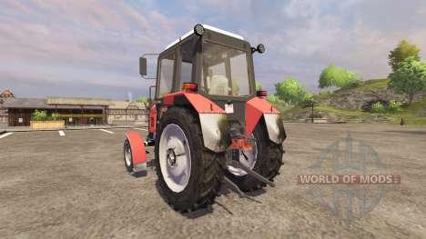 MTZ 820.1 Bielorruso para Farming Simulator 2013