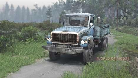 GAZ-3308 [08.11.15] para Spin Tires
