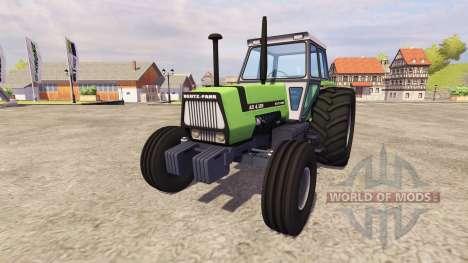 Deutz-Fahr AX 4.120 [sincron] para Farming Simulator 2013