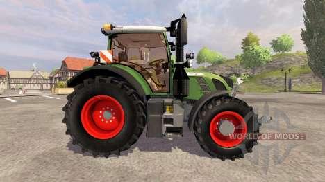 Fendt 512 Vario [ProfiPlus] para Farming Simulator 2013
