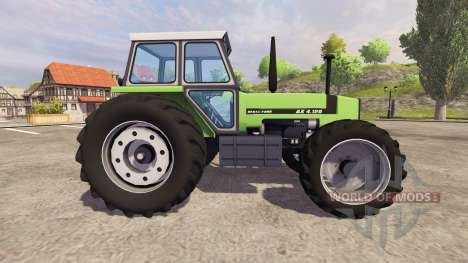 Deutz-Fahr AX 4.120 para Farming Simulator 2013