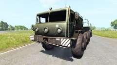 MAZ-535 con remolque