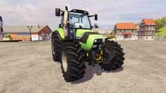 Deutz-Fahr Agrotron 430 TTV [PloughingSpec]