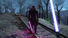 Los sables de luz de Star Wars