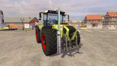 CLAAS Xerion 3800 SaddleTrac
