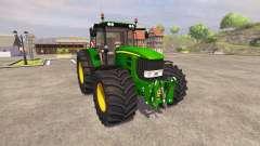 John Deere 7430 Premium v1.0
