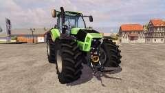 Deutz-Fahr Agrotron 7250 [PloughingSpec] v2.0