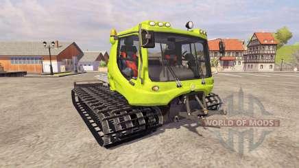 PistenBully 400 v2.0 para Farming Simulator 2013