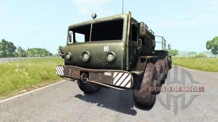 MAZ-535 con remolque para BeamNG Drive