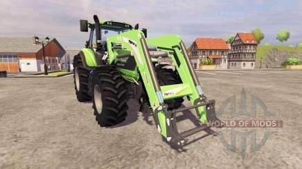 Deutz-Fahr Agrotron 6190 TTV v3.1 para Farming Simulator 2013