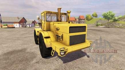 K-700A kirovec v2.1 para Farming Simulator 2013