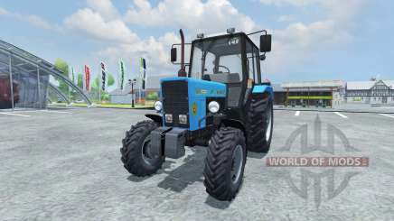 MTZ-82.1 Bielorrusia para Farming Simulator 2013