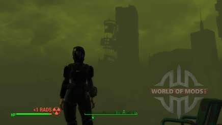 True Storms - Wasteland Edition para Fallout 4