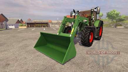 Fendt 512 Vario SCR Professional para Farming Simulator 2013
