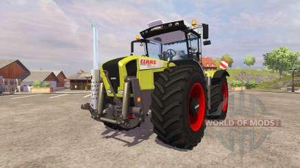 CLAAS Xerion 3800 SaddleTrac v1.1 para Farming Simulator 2013
