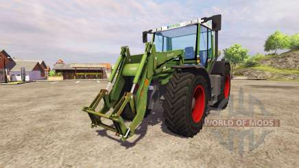 Fendt Xylon 524 v3.0 para Farming Simulator 2013