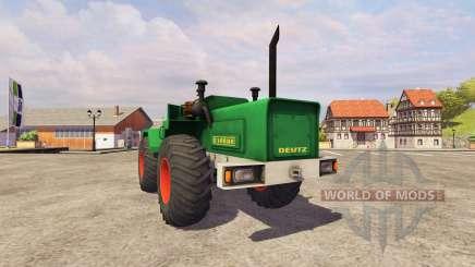 Deutz-Fahr D 16006 v2.1 para Farming Simulator 2013