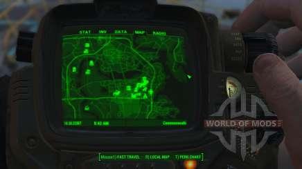 Mejora mapa para Fallout 4