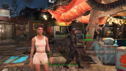 Calientes Beautiful Bodies Enhancer - NN Slim para Fallout 4