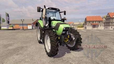 Deutz-Fahr Agrofarm 430 v1.1 para Farming Simulator 2013
