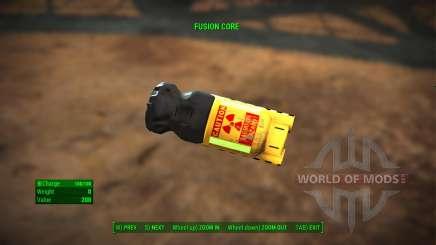 Fusion Core Retexture para Fallout 4