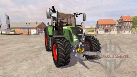 Fendt 516 Vario SCR Professional Plus para Farming Simulator 2013