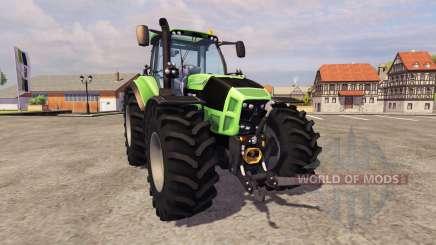 Deutz-Fahr Agrotron 7250 [PloughingSpec] v2.0 para Farming Simulator 2013
