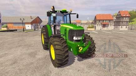 John Deere 7530 Premium v1.1 para Farming Simulator 2013