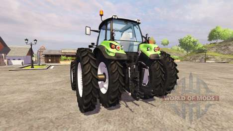 Deutz-Fahr Agrotron 430 TTV [care wheels] para Farming Simulator 2013