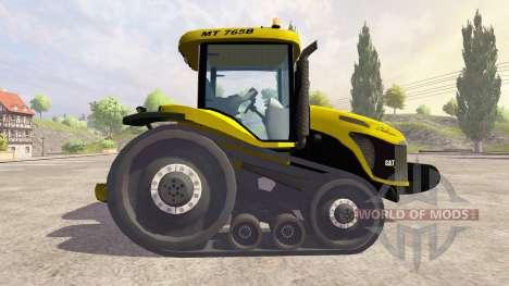 Caterpillar Challenger MT765B v3.0 para Farming Simulator 2013