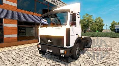 MAZ-5432 para Euro Truck Simulator 2