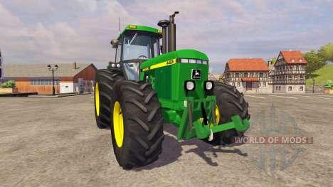 John Deere 4455 v1.2 para Farming Simulator 2013