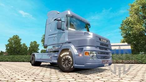 Scania T500 v2.0 para Euro Truck Simulator 2