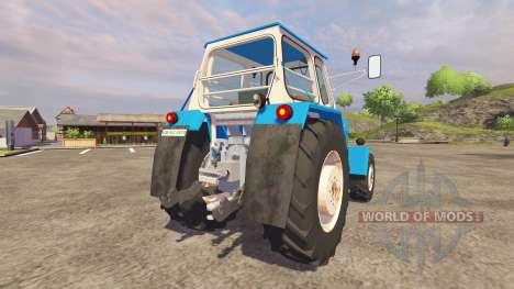Fortschritt Zt 303-D para Farming Simulator 2013