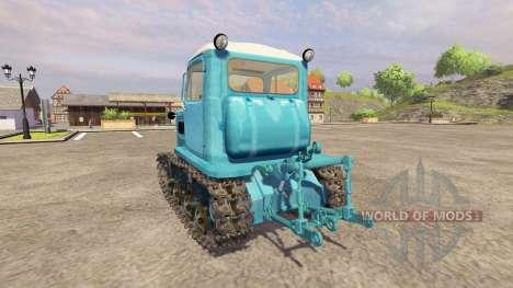 DT-75 Kazajstán v2.1 para Farming Simulator 2013