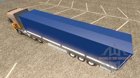 El semi-remolque Tonar v1.5 para Euro Truck Simulator 2