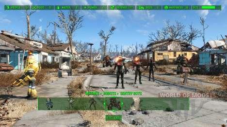 Guardia de robots para Fallout 4
