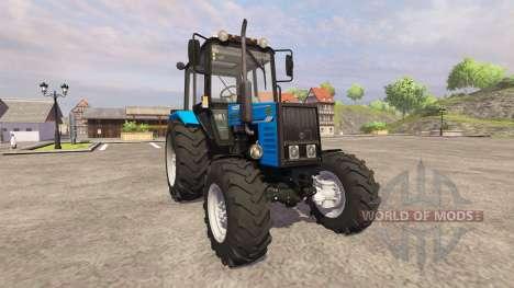 MTZ 892 Belarús v2.0 para Farming Simulator 2013
