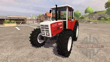 Steyr 8080 Turbo v2.0 para Farming Simulator 2013
