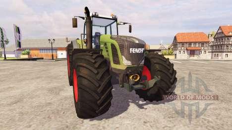 Fendt 939 Vario [profi plus] para Farming Simulator 2013