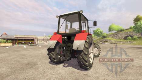MTZ-1221 Bielorrusia para Farming Simulator 2013