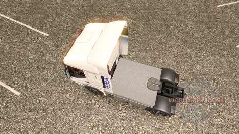 Pema piel para Iveco camión para Euro Truck Simulator 2