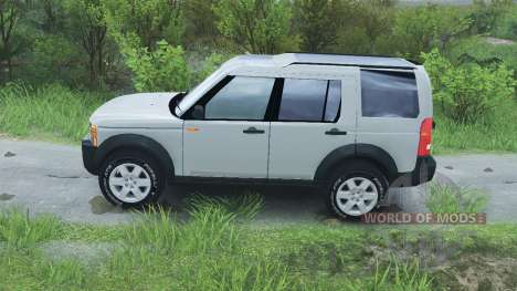 Land Rover Discovery 3 [08.11.15] para Spin Tires