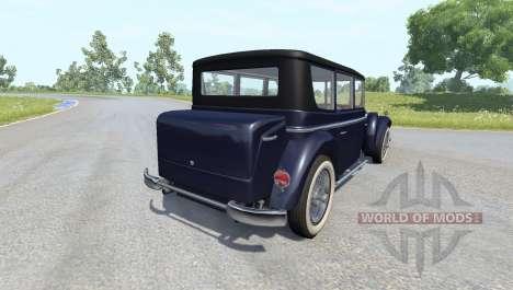 Auriga Heron 1927 para BeamNG Drive