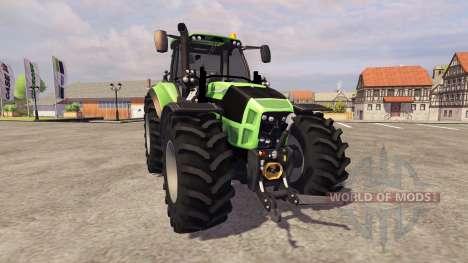 Deutz-Fahr Agrotron 7250 para Farming Simulator 2013