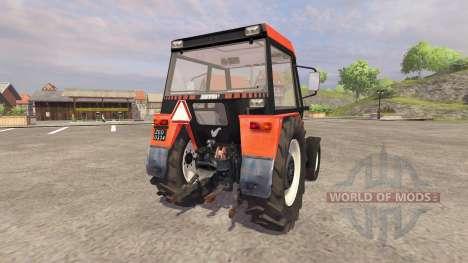 Zetor 5320 v2.0 para Farming Simulator 2013