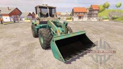 T-156 v1.1 para Farming Simulator 2013