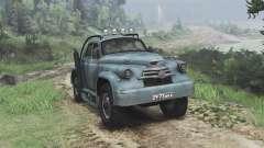 GAZ-M-20 Victoria personalizado [08.11.15]