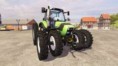 Deutz-Fahr Agrotron 430 TTV [care wheels]